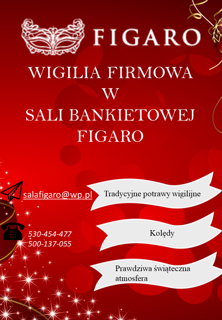 Konferencje / Szkolenia - Sala Bankietowa Figaro